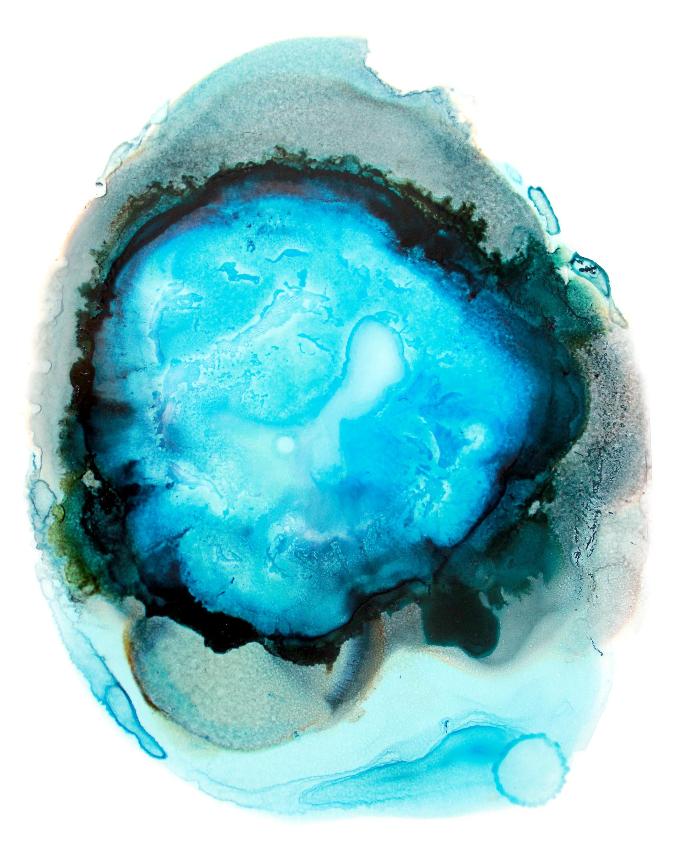Ocean Agate I  (Singular & Patterned)