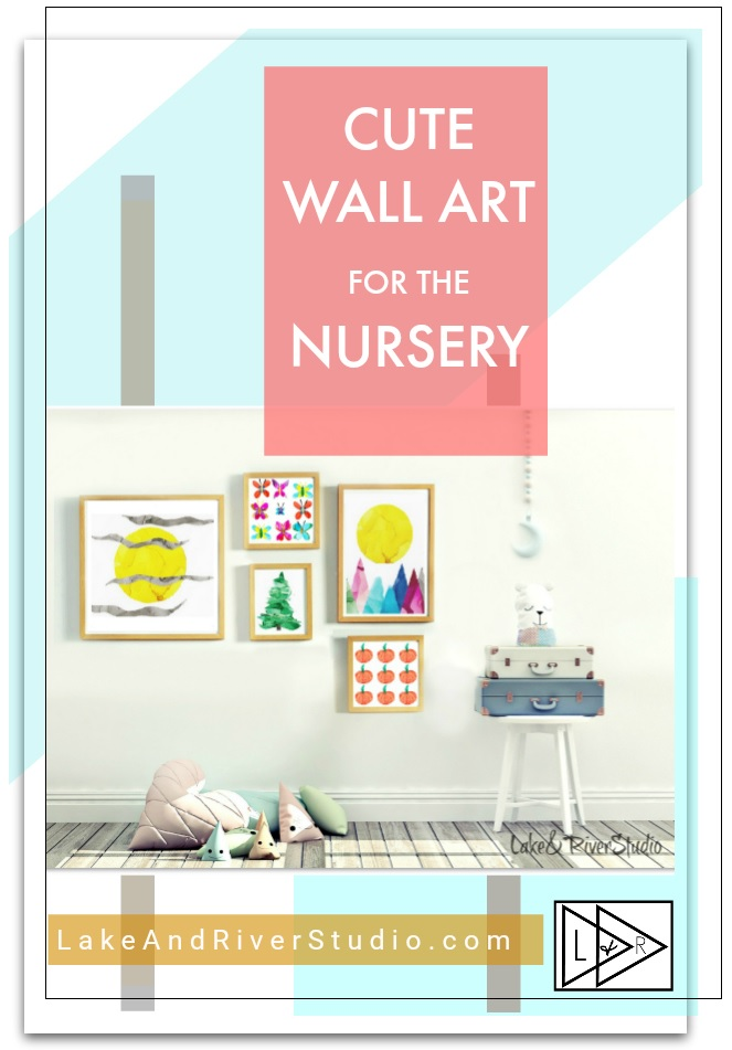 wall art for your baby nursery