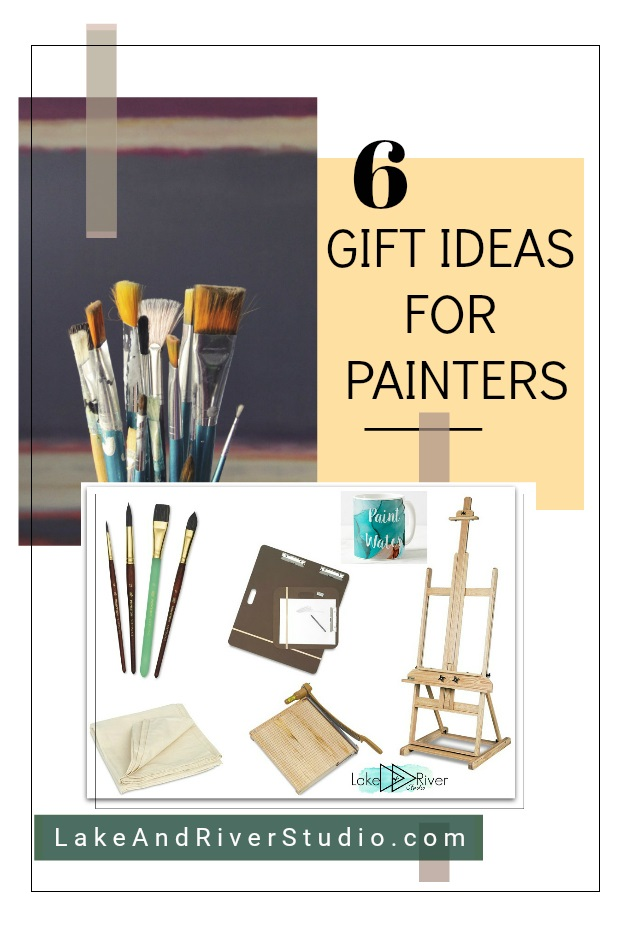 6 Gift Ideas for Artistic Painters