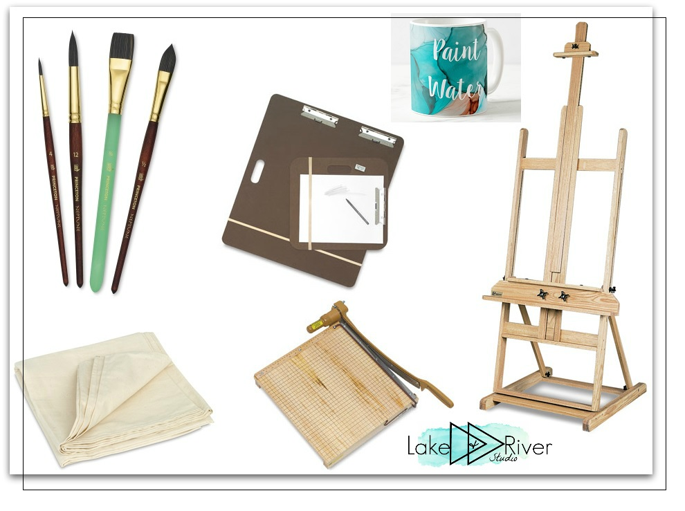 Great Gifts For Artistic Painters