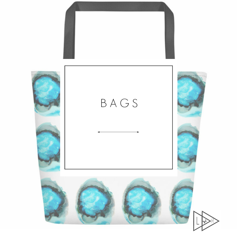 shop for artistic printed tote bags